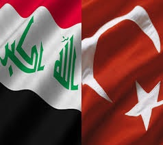 iraq-turkey flags