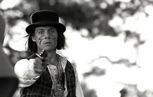 جانی دپ در نمایی از مرد مرده/۱۹۹۵/ ساخته جیم جارموش