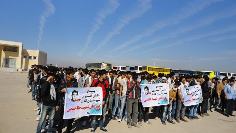 ۱۵ مهر؛ اعزام راهیاننور دانشآموزی به مناطق عملیاتی دفاعمقدس آغاز میشود