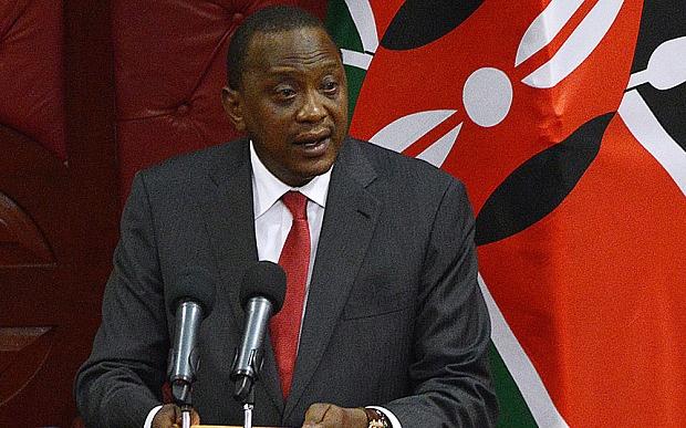 رئیسجمهور کنیا در دادگاه لاهه