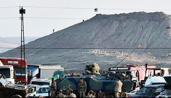 جنگ تن به تن و زد و خورد خیابانی کردها و داعش؛ کوبانی جبهه جنگ اعلام شد