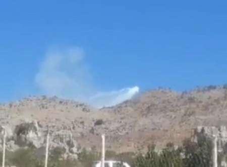 انفجار شدید نزدیک پایگاه سدانه رژیم صهیونیستی درکشتزارهای شبعا