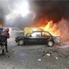 انفجارهای حمص سوریه۲۲ کشته و ۱۰۰ زخمی بر جای گذاشت