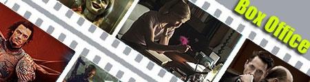 گزارش اکران آخر هفته سینماهای آمریکای شمالی (Box Office)