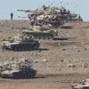 آماده باش ارتش ترکیه در مرز سوریه