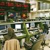 نزول ۲۴ درصدی ارزش معاملات بورس
