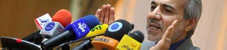 بودن فرهادی در دولت خاتمی نقطه ضعف نیست؛ امیدواریم ۳ آذر جشن پیروزی بگیریم