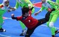 تیم ملی کبدی بانوان به نیمه نهایی رسید