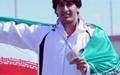 حسینی نقره دوی ۲۰۰ متر و حیدری نقره پرتاب وزنه را کسب کردند