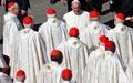 مخالفت کاردینالهای کاتولیک با اصلاحات پاپ