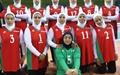 والیبال نشسته بانوان ایران حریف قهرمان جهان در فینال شد