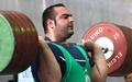تداوم صدرنشینی ذوب آهن در پایان هفته دوم لیگ برتر وزنهبرداری