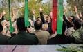 گرامیداشت شهدای گمنام در اردبیل