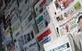 روزنامههای هشتم آبان و رای عدم اعتماد