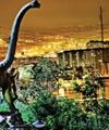 سر و کله دایناسورها در تهران پیدا شد
