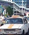 کاهش روزانه ۸ تن ذرات آلاینده با نوسازی ۴ هزار تاکسی پیکان