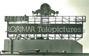 اولین سر در ورودی شرکت MGM