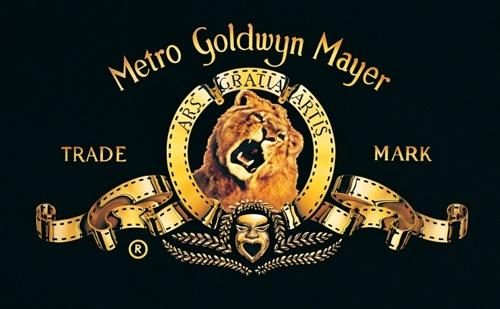لوگوی شرکت مترو گلدوین مایر