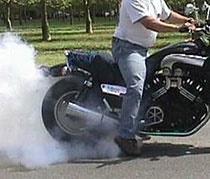 موتورسیکلتهای پایتخت به شدت آلایندهاند