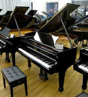 آشنایی با ساز پیانو