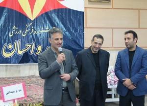 جشنواره امید احسان در سرای احسان کهریزک برگزار شد
