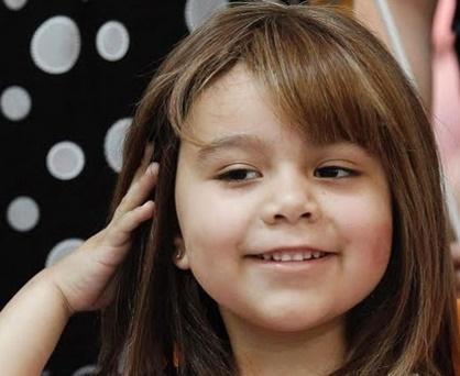 هدیه زیبایی به کودکان سرطانی