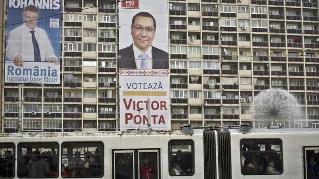 انتخابات ریاست جمهوری در رومانی
