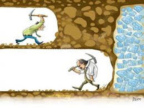 هرگز ناامید نشو