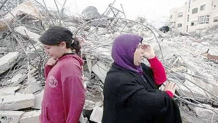 تخریب منازل فلسطینی ها جنایت جنگی است