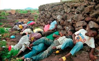 قتل عام ۱۰۸ غیر نظامی در کنیا و کنگو