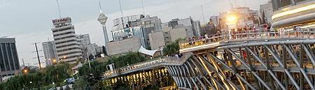 تهران چگونه شهری جهانی شد؟