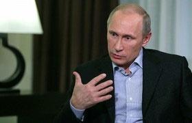 پوتین؛ نامزدی برای ریاست جمهوری ۲۰۱۸ را رد نمیکنم