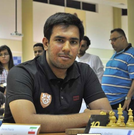 پوریا درینی قهرمان شطرنج جام بهین بازآفرین البرز شد