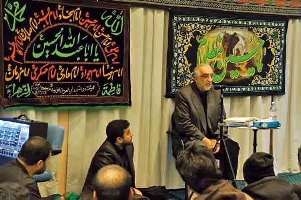 شور حسینی؛ از تهران تا لوزان