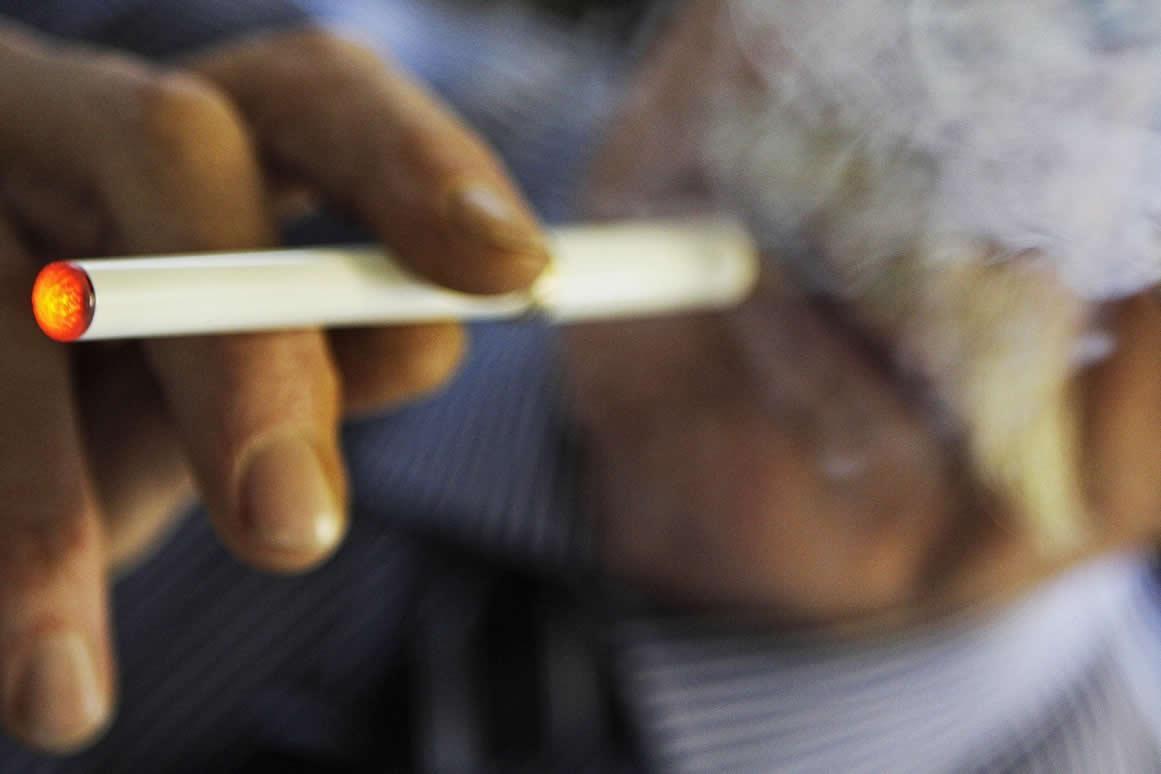 سیگارهای الکترونیکی هم بیخطر نیستند