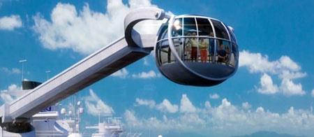 نخستین کشتی مسافری هوشمند دنیا عازم سفر دریایی شد