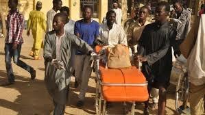 کشته شدن۱۲۰ نفر بر اثر حمله انتحاری به مسجدی در نیجریه