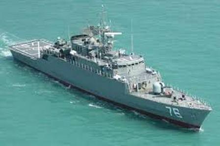توانمندی و قدرت دریایی ارتش ایران به جهانیان ثابت شده است