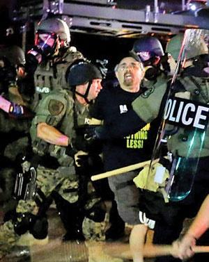 انتقاد سازمان ملل از خشونت پلیس آمریکا