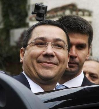 پونتا درصدر انتخابات ریاست جمهوری رومانی