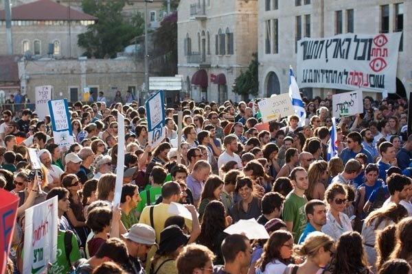 اختلاف در کابینه رژیم صهیونیستی شدت گرفت؛ افزایش اعتراض ها به لایحه سرزمین
