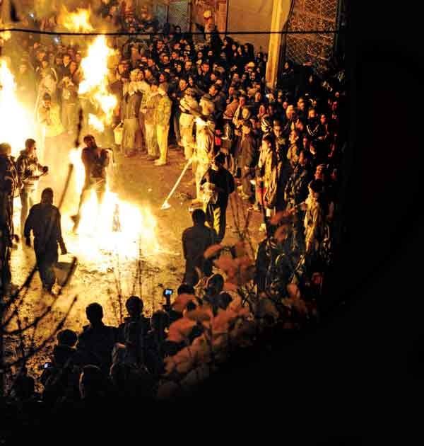 شعلههای امن حرم