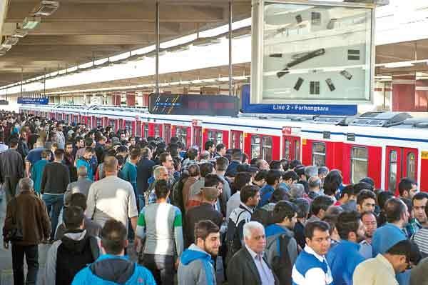 فاینانس، چرخ لنگ توسعه حملونقل عمومی تهران