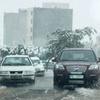 برف و باران جادههای نیمی از استانهای کشور را درنوردید