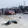 کابل، حمله به خودروی سفارت بریتانیا با ۵ کشته و دهها زخمی