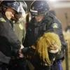 اعتراضات فرگوسن به روز سوم کشیده شد