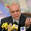 زنگنه: تصمیم اوپک برای تثبیت تولید خواست ایران نبود ولی از آن ناراحت نیستم