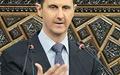 بشار اسد همکاری بینالمللی واقعی و صادقانه علیه داعش را خواستار شد
