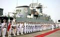 حضور نیروی دریایی ایران در آبهای آزاد گسترش می یابد