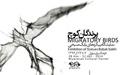 پرندگان فلزی مهاجر در تهران